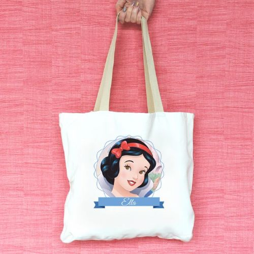 Snow White Personalised Tote Bag